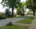 Mühlrose am Gemeindeamt 2008-05-11.jpg