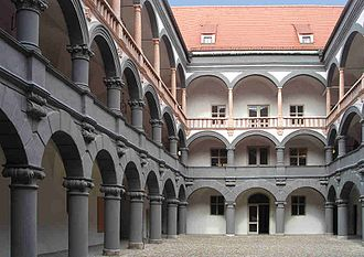 Bavarian State Office for Monument Protection - Head office of the BLfD in Munich