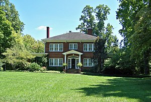 East Marion–Belvedere Park Historic District - M.A. Spangler House