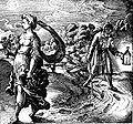 M.Maier. Atalanta Fugiens. 1618. Emblem XLII.JPG