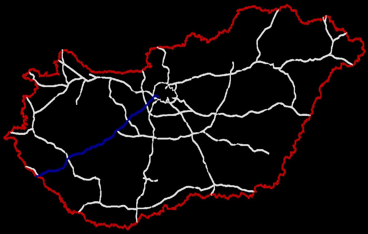 M7 Motorway Hungary Wikipedia