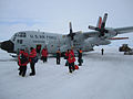 MSG. Brian Marcyjanik of the 171st Air Refueling Wing deployed to McMurdo Station Antarctica on a C-130 of the 105th Airlift Wing.jpg