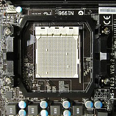 Socket AM3 (MSI 785GM-P45)