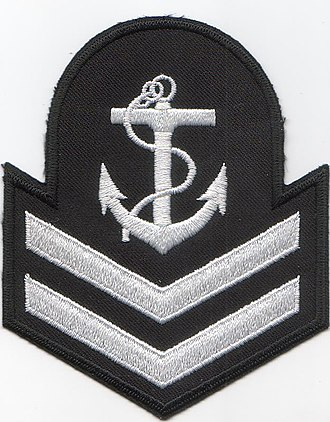 Royal Canadian Sea Cadets - Image: MS Rank Insignia