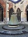 Maastricht, Sint-Servaasbasiliek, pandhof, grammeer 1.jpg