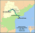 Machilipatnam Express (SC-MTM) Route map.jpg