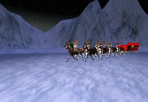 Fichier:Machinima sample reindeer full size.ogv