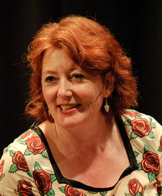 Maggie Barry - Barry in 2010