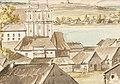 Mahiloŭ, Školišča, Bernardynski. Магілёў, Школішча, Бэрнардынскі (N. Lvov, 1800).jpg