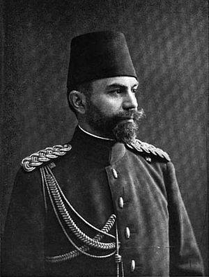 Mahmud Muhtar Pasha - Mahmud Muhtar Pasha in 1916