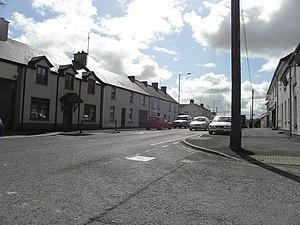 Castlecaulfield - The main street