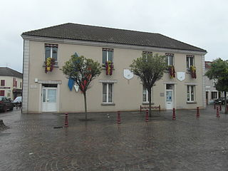 Chevry-Cossigny Commune in Île-de-France, France