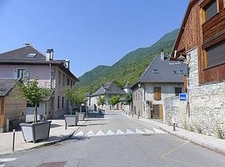 Saint-Jean-de-la-Porte Commune in Auvergne-Rhône-Alpes, France