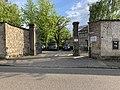 Maison des associations Colonel Arnaud Beltrame (Saint-Priest, Métropole de Lyon) - portail.jpg