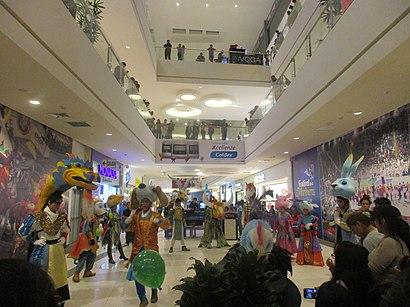 Cómo llegar a Mall Del Sur en transporte público - Sobre el lugar
