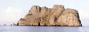 Malpelo Island - Image: Malpelo Island