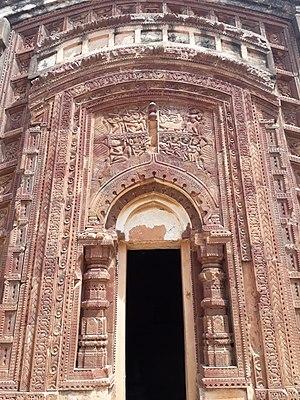 Dumka - Image: Maluti teracotta temple