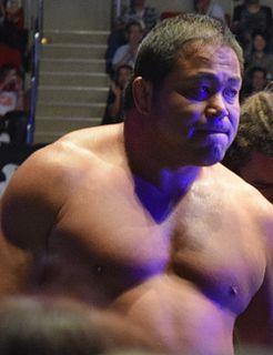 Manabu Nakanishi Japanese professional wrestler