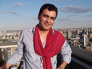 Manav Kaul Indian theatre director, playwright and filmmaker