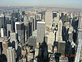 Manhattan from Empire State Building - panoramio.jpg