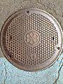 Manhole cover of Narita, Chiba.jpg