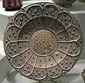 Manises, piatto da parata con stemma araldico, 1470-1500 ca..JPG
