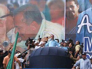 Venezuelan presidential election, 2006 - Manuel Rosales