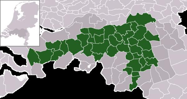Brabant Metropolitan Area on Wikinow News Videos Facts