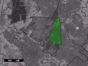 Bilthoven - Image: Map NL De Bilt Bilthoven