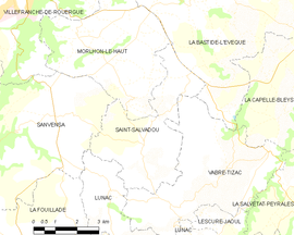 Map commune FR insee code 12245.png