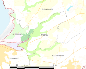 Map commune FR insee code 29282.png