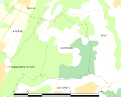 Map commune FR insee code 38192.png
