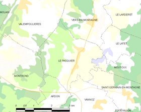 Map commune FR insee code 39406.png