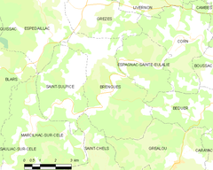 Map commune FR insee code 46039.png