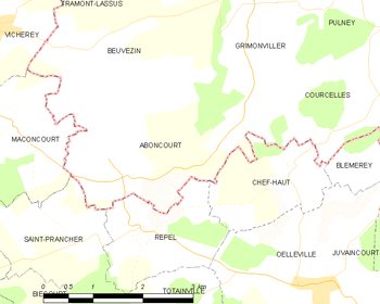 Aboncourt meurthe et moselle wikipedia - Boncoin meurthe et moselle ...