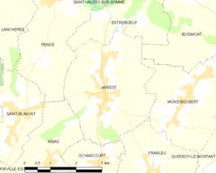 Map commune FR insee code 80029.png