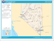 Nevada-Større byer-Fil:Map of Nevada NA