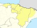 Mapa Segunda B Grupo II 2012-13.png