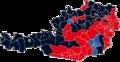 Mapa electoral Austria 2013 (Distritos).png