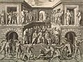 Marcantonio Raimondi - Martyrdom of St Lawrence - WGA18979.jpg