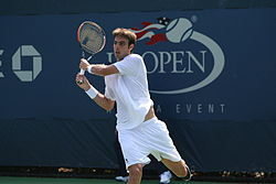 Marcel Granollers at the 2010 US Open 01.jpg