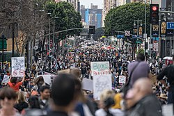 March for Our Lives 24 March 2018 in Los Angeles, California - 009.jpg