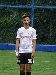 Marco Wegener Hong Kong footballer