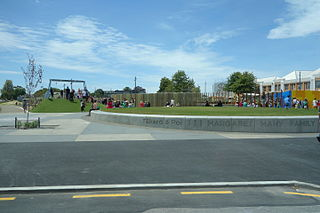 Margaret Mahy Playground Playground in Christchurch, New Zealand