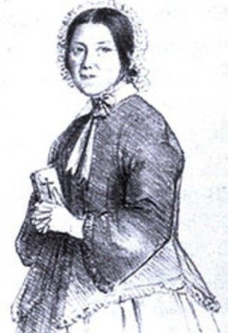 1851 in Sweden - Maria Cederschiöld.