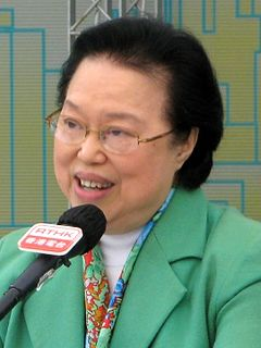 Maria Tam Hong Kong politician