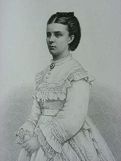 Princess Marie of Saxe-Altenburg (1854–1898) German princess