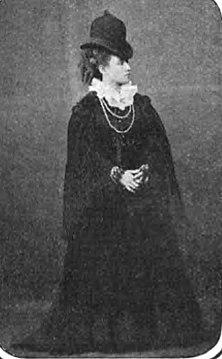Marie Verstraete - Tooneel-herinneringen (1900)