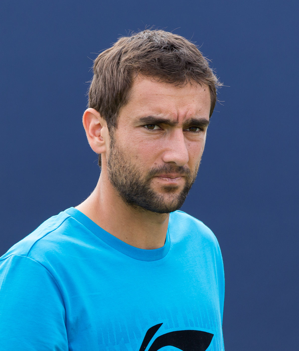 Marin Cilic adds Wayne Ferreira to team for grass-court ... |Marin Cilic Tennis Player