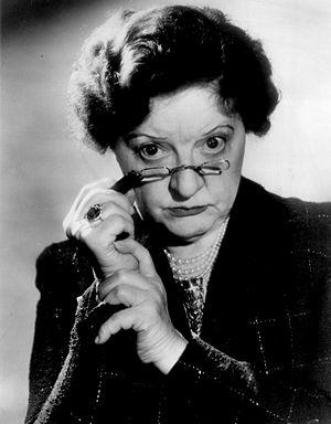 Marion Lorne - Lorne in 1957